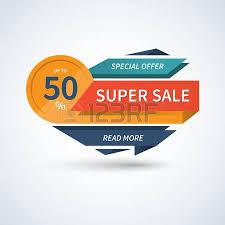 Super Sale Banner. Sale Vector Template. Sale Label. Sale Badge ...