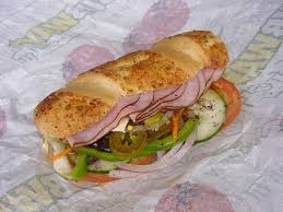 subway may not be as healthy as you think a 5 footlong can be as