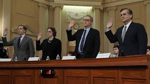 Image result for impeachment witnesses today
