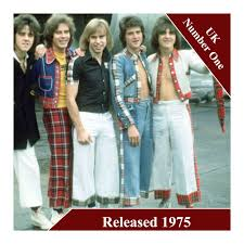 What Song Is Number 1 In The Uk Charts Bye Bye Baby Bay City Rollers Good Looking Women Bay City