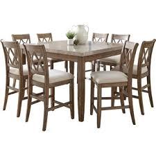 bar height dining table set. Portneuf 9 Piece Counter Height Dining Set Bar Table B