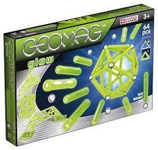 Купить <b>Магнитный конструктор GEOMAG</b> GLOW 336-64 по ...