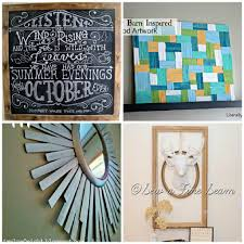 Decor   Cheap Wall Decor Ideas Wall Decorations Ideas  Image Of - Homemade decoration ideas for living room 2