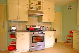 Period Perfect Kitchen The 1940s Inside Arciform