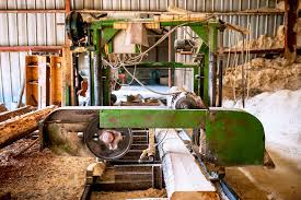 bandsaw mill plans. how to build a bandsaw sawmill mill plans