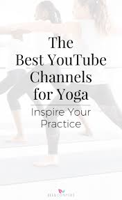 the best you channels for yoga