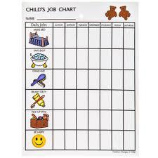 Childs Job Chart Hobby Lobby 520056