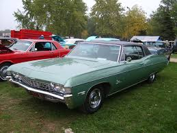 1968 Chevrolet Impala, Impala SS review, pictures