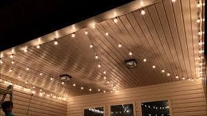 Lemontec Commercial Grade Outdoor String Lights The Best String Lights Our Picks Alternatives Reviews