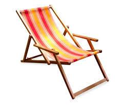 hangit multicolor wooden deck beach outdoor garden chair lounger