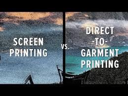 T-Shirt <b>Printing</b> - Screen <b>Print</b> vs. DTG (Direct-to-Garment) <b>Print</b> ...
