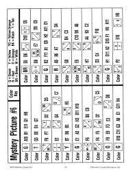 Graph Coloring Sheets Printable - Gulfmik #420514630c44