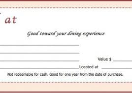 Shopping Spree Gift Certificate Template Shopping Certificate Template Birthday Gift Certificate