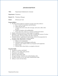 Examples Of Skills And Abilities For Resumes Multi Tasking Skills On Resume 25 Sample Resume Description