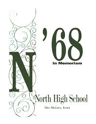 Des Moines North High School Class of 1968 In Memoriam by Steve Kline -  issuu