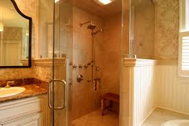 bathroom corner shower. Corner Shower Traditional-bathroom Bathroom