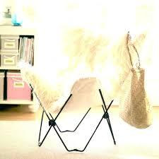 fur erfly chair furry desk chair cover furry chair fluffy desk chair cover ivory fur erfly