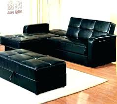 leather couch with pull out bed black pull out couch black pull out couch leather sofa