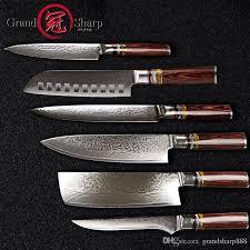 Acheter Chef Couteau Set Couteaux Du Chef Professionnel Vg10