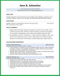 How To Make A Nursing Resume Classy Home Health Care Resume Example New Sample Care Nurse Resume Wound