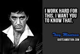 Scarface Quotes Impressive 48 Best Scarface Quotes By Tony Montana