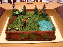 11 Easy Hunting Cakes Photo Hunting Grooms Cake Ideas Hunting