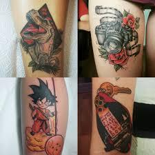 цветные тату в кривом роге 8 мастеров 1 салон цены отзывы фото