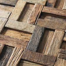 natural wood mosaic tile nwmt029 kitchen tile backsplash mosaic 3d wood pattern mosaic wall tiles strip