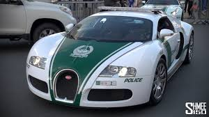 Bugatti Veyron Joins The Dubai Police Supercar Fleet Youtube