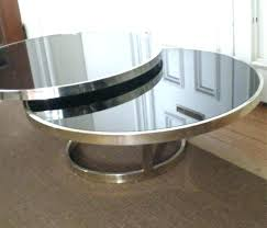 glass and chrome coffee table chrome glass coffee tables r glass chrome coffee table glass chrome