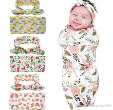 Swaddling And Receiving Blankets Mesmerizing Newborn Baby Floral Receiving Blankets Swaddling Cotton Blankets