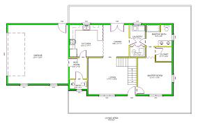 autocad house plans floor 3