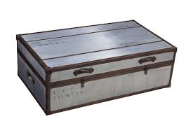 Mirrored Trunk Coffee Table Trunk Coffee Table