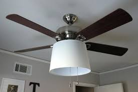 drum shade ceiling fan modern classic home lighting design with medium drum shades ceiling fan medium drum shades white drum shade over ceiling fan light