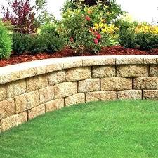 small retaining wall ideas garden wall ideas retaining wall blocks medium size of garden garden wall