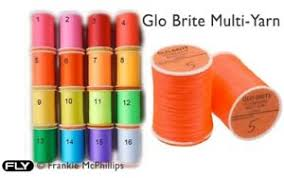 Details About Glo Brite Multi Yarn In 16 Colours Body Winging Post Material