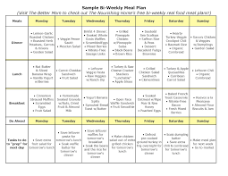 Diabetic Meal Plan Free Diabetic Daily Menu Magdalene Project Org