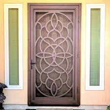 decorative security screen doors. High Definition (HD) Decorative Security Screen Doors D