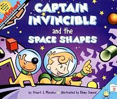 captain invincible and the e shapes mathstart