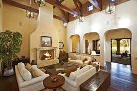 Charming Living Room Mediterranean Style ...