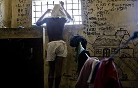 Image result for nigerian prison inmates