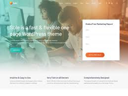 Best One Page Design 35 Best One Page Wordpress Themes 2020 Athemes
