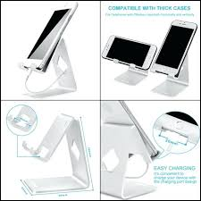 cell phone stand for desk charging mobile phone stand holder desk charger metal aluminum for iphone cell phone stand for desk