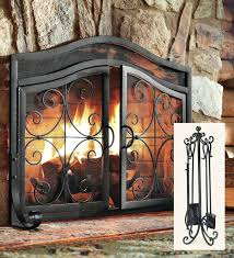 fireplace screens fireplace screen for decorating and will keep sparks inside your fireplace canada fireplace