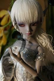 Elf Priscilla   Ball jointed dolls, Ooak dolls, Doll repaint