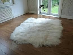 large sheepskin rug large sheepskin rug ikea