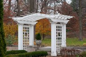 Small Picture Free Garden Arbor Plan