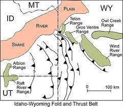 Of Geology - Rocks Basement Idaho Digital