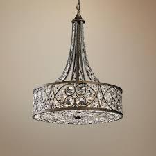 Silver Pendant Light Fixtures