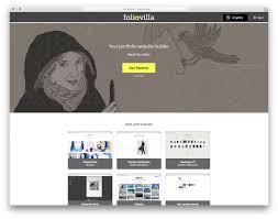 Art Portfolio Website Design 26 Best Portfolio Website Builders For Creatives 2019 Colorlib